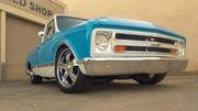 1967 Chevrolet C-10 1300 miles