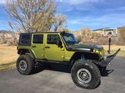 2008 Jeep Wrangler Unlimited Rubicon Sport Utility 4-Door