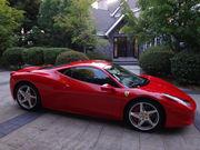2015 Ferrari 458 377 miles