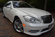 2012 Mercedes-Benz S-Class AMG PACKAGE-EDITION Premium Sedan 4-Door