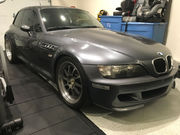 2001 BMW M Roadster &  Coupe M Coupe